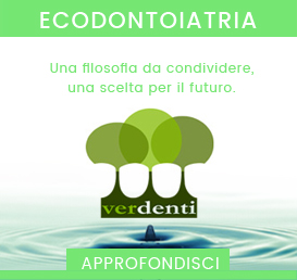 ecodontoiatria rispetta l'ambiente